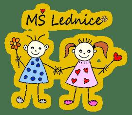 Mateřská škola Lednice Logo